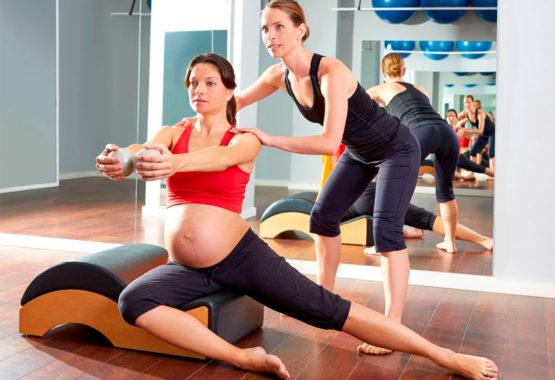 Pilates para grávidas